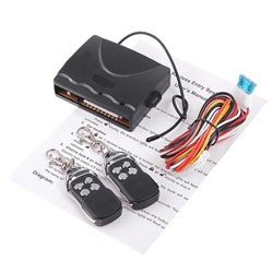 Car Remote Central Lock Locking   Keyless Entry System