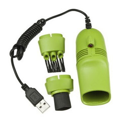 Mini USB Vacuum Keyboard Cleaner for PC Laptop Computer Notebook Dust 