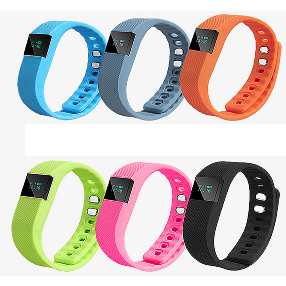 TW64 Smart Watch Bluetooth Smartband Calorie Counter Sport Activity Tracker