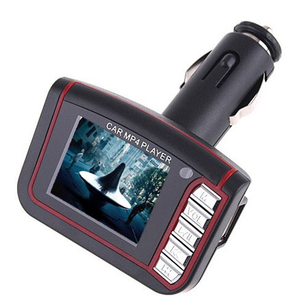 "UK Car : New New LCD Car MP3 MP4 1.8"" Player FM Transmitter SD/MMC is special from thelaptopbattery.co.uk"