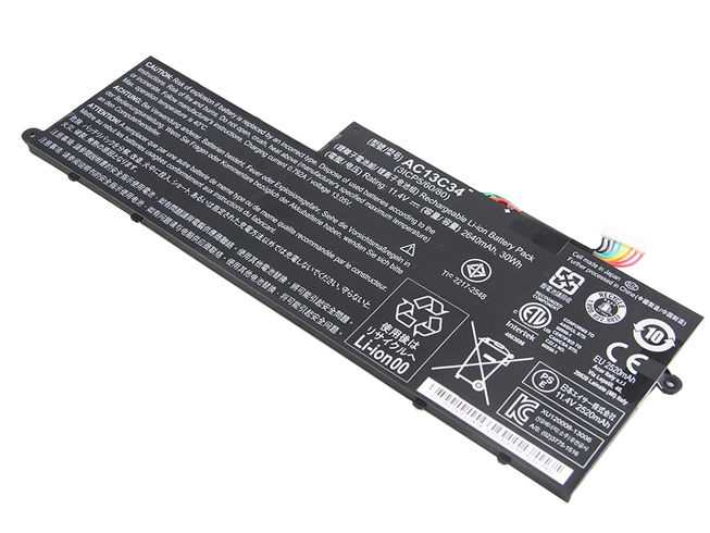 Acer AC13C34 batteries