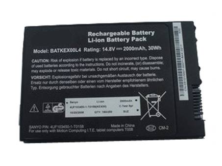 Motion BATKEX00L4 batteries
