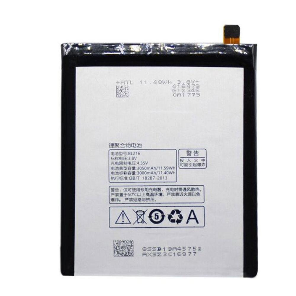 Lenovo BL216 battery for Lenovo VIBE Z K910 K910E