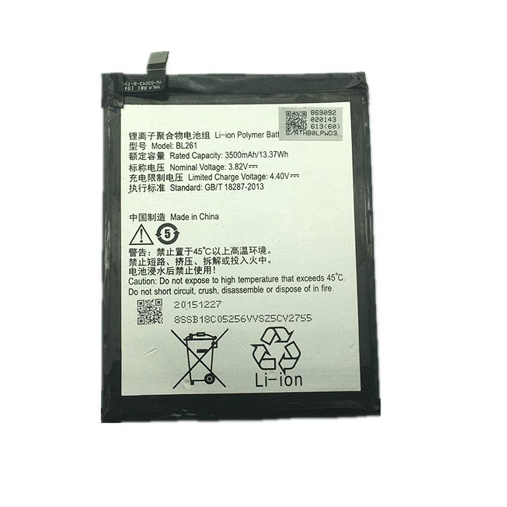 Special Lenovo BL261 battery for Lenovo Vibe A7020 K52t38 K52e78 K5 Note K5Note