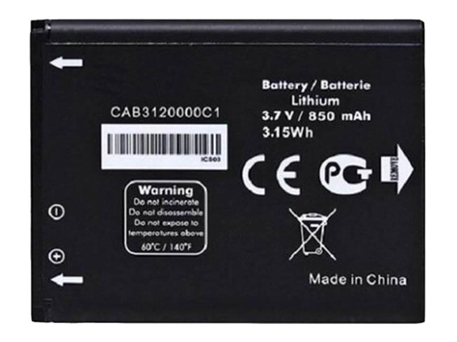 Alcatel CAB3120000C1 laptop battery