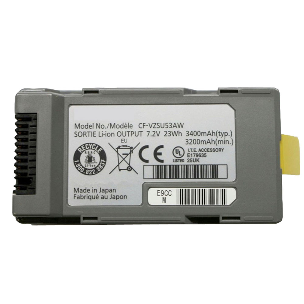 Panasonic CF-VZSU53AW laptop battery