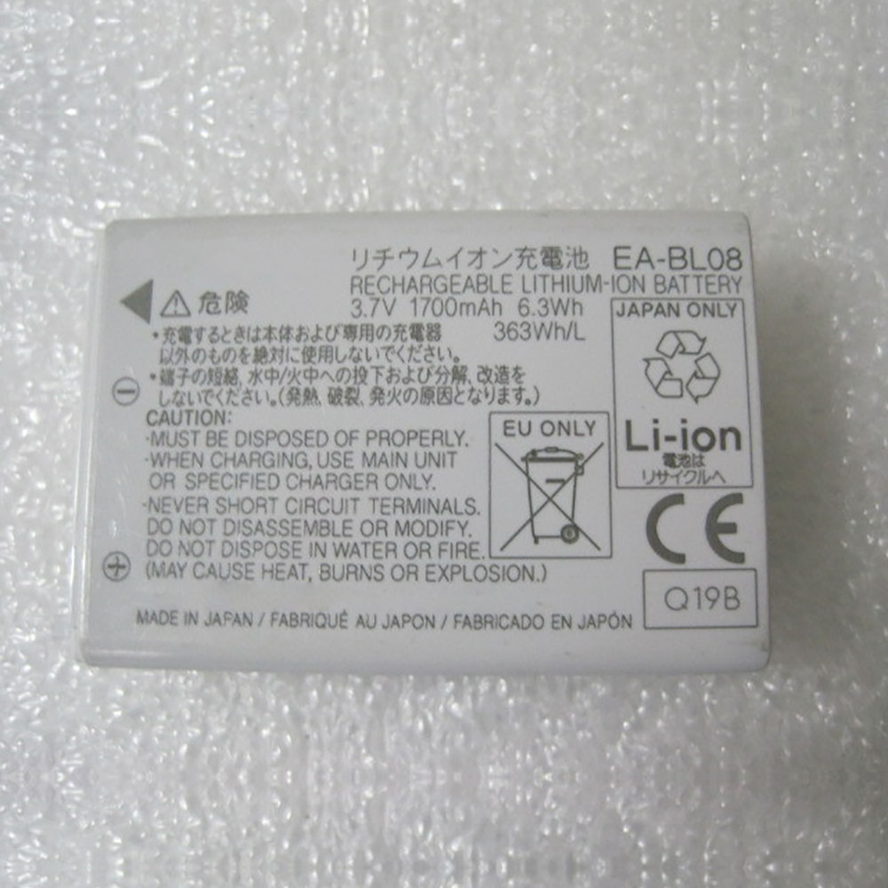 EA-BL08 batteries