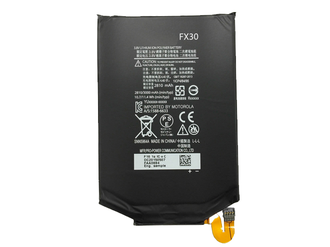Motorola laptop battery FX30