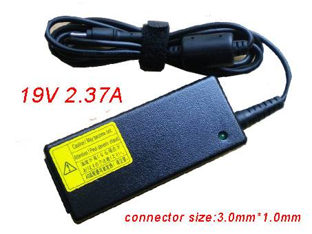 19V 2.37A Power Charger adapter