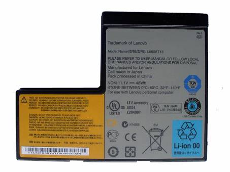 Lenovo L08S6T13 42t4576 batteries