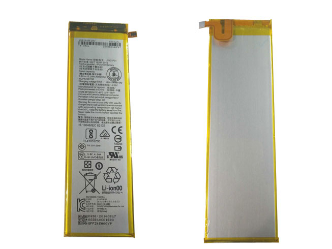 Lenovo L15D1P31 batteries