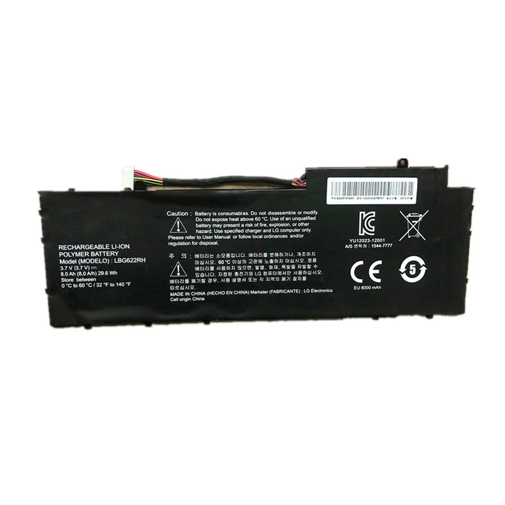 LBG622RH batteries