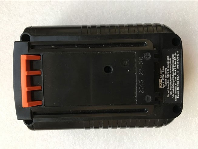Black_Decker LBX2040 batteries