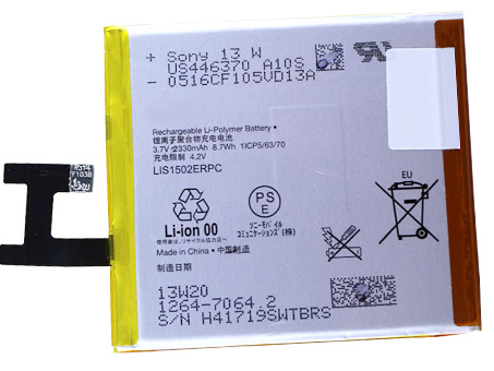 LIS1502ERPC batteries