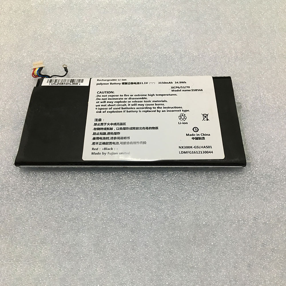 HASEE NX300K-GSLHAS01 batteries