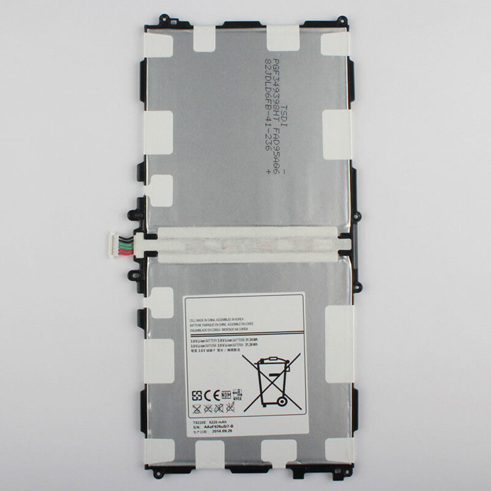 Samsung T8220E batteries
