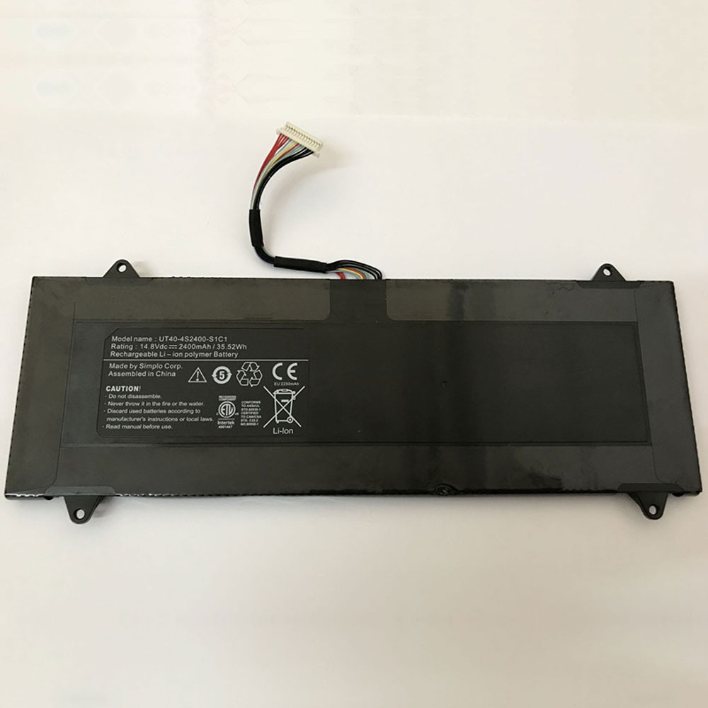 UT40-4S2400-S1C1 batteries