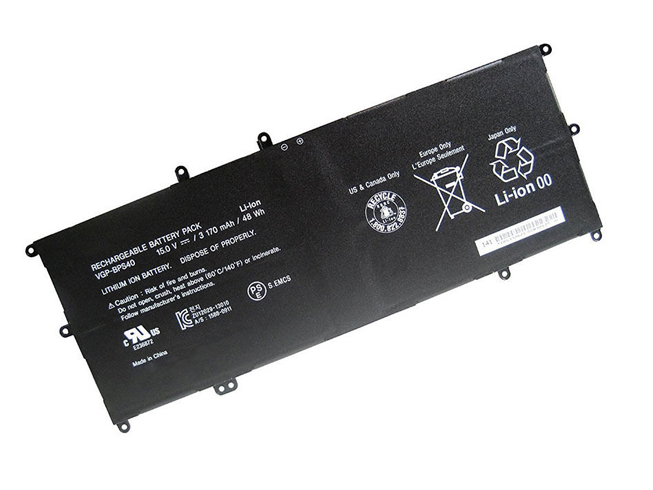 VGP-BPS40 batteries