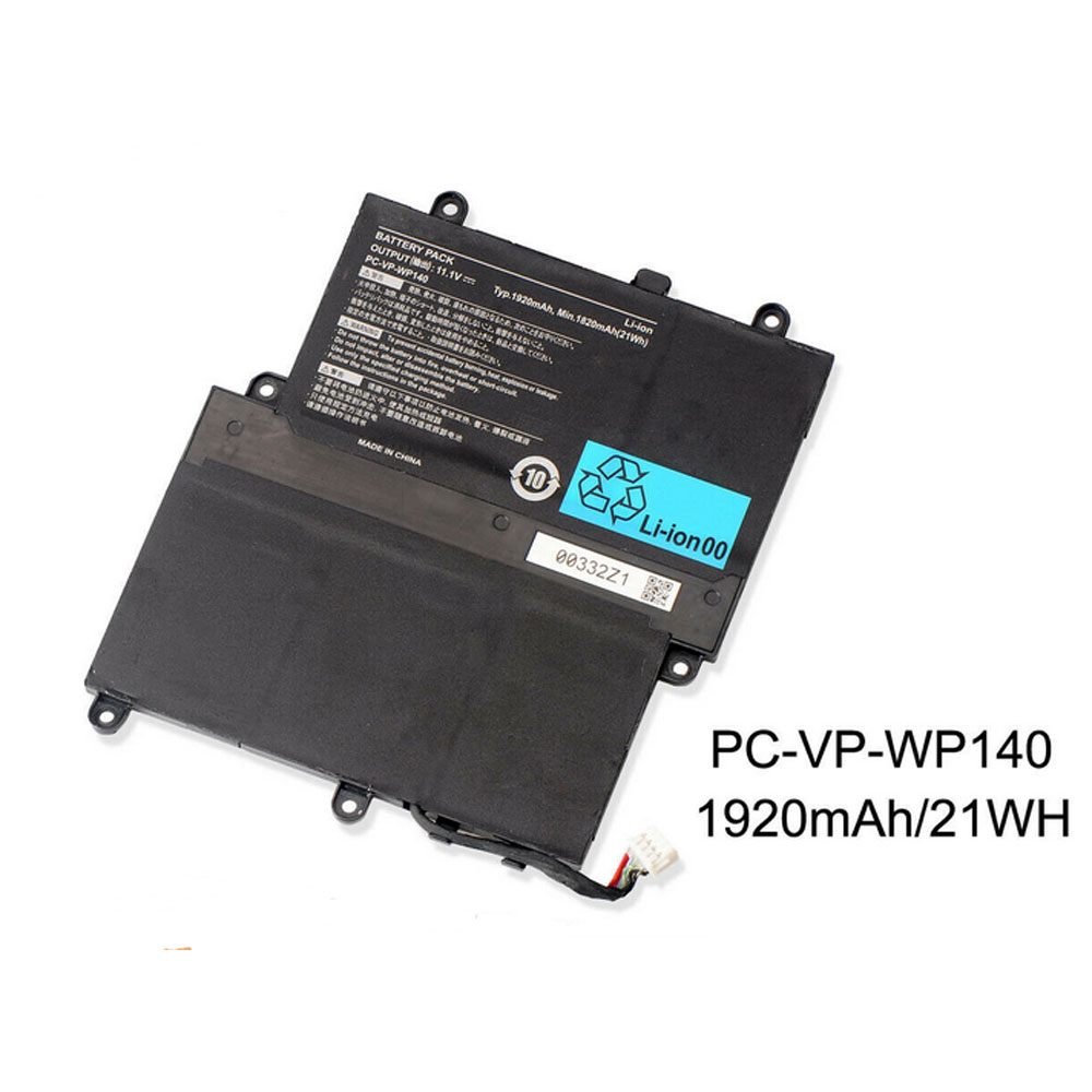 PC-VP-WP140 batteries