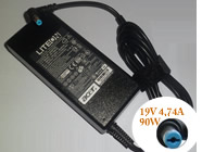 AC Adapter/Charger 19V 4.74A ADP-65DB adapter