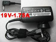 19V 1.75A 33W adapter